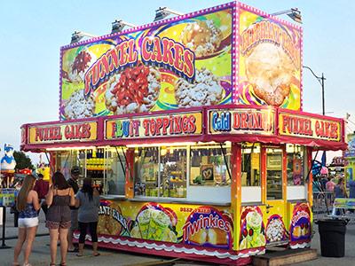 Amusement Wraps Signs Ride Wraps Trailer Wraps